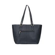 Handtas | Beau Veau Gold 63BAG Black