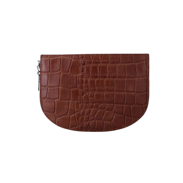Crossbody | Vintage Croco 68BAG Cognac