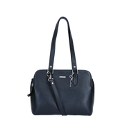 Schoudertas Beau Veau Silver | Black 85BAG110S.001