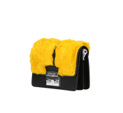 Cover Faux Furry COVER Yellow