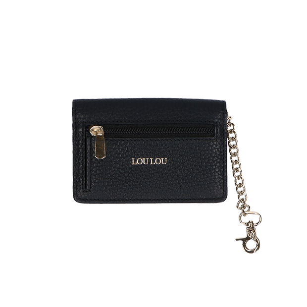 Key ring | Beau Veau KEYW Black Gold