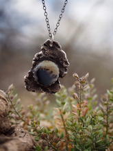 Primal Earth Lite Dendritic Agate Necklace