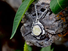 Primal Earth Yellow Sapphire Necklace