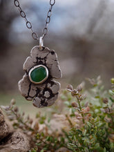 Primal Earth Chrysoprase Necklace