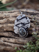 Primal Earth Midnight Quartzite Necklace