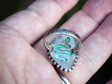 Carico Lake Snake Ring
