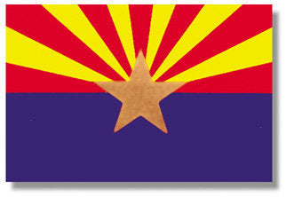 Arizona State Flag