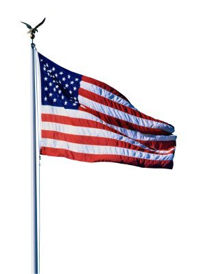Aluminum Flagpoles (Order By Phone Only)