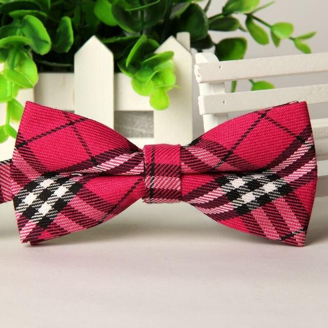 high quality fashion 2016 men casual Cotton bow tie men's bowtieseosegal-eosegal
