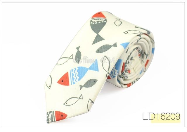 Men's Suit Animal Pattern Tie Classic Men's Printed Necktie Formal Business Anchoreosegal-eosegal