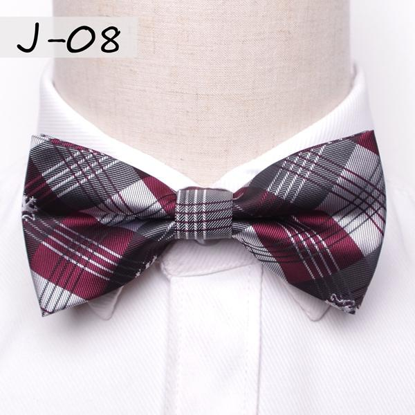28 style Men Formal commercial Gentleman bow tie butterfly cravat bowtie maleeosegal-eosegal