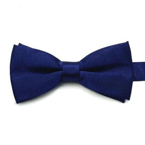 New Fashion Children Kids Boys Toddler Infant Solid Bowtie Pre Tied Weddingeosegal-eosegal