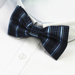 2017 New Design Luxury Bow Tie For Men Polyester Silk Pajaritaseosegal-eosegal