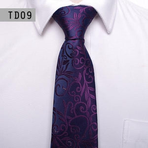 Men ties 8cm formal ties high quality necktie Men's business Fashion businesseosegal-eosegal