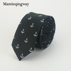 Tie Men's Polyester Slim Necktie for Suits Plaid Polka Dots Tieseosegal-eosegal