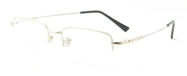 Full Rim Memory Titanium Flexible Legs Eyeglasses Glasses Men Prescription Rx Spectacleeosegal-eosegal
