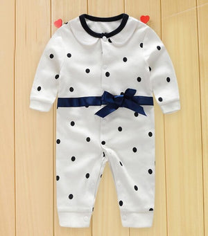 Baby Rompers Children Autumn Clothing Set Newborn Baby Clothes Cotton Baby Rompers Long Sleeve Baby Girl Clothing Jumpsuits-eosegal