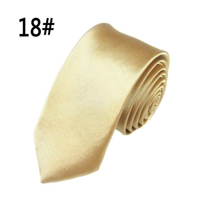 2017 New Brand Men's Tie Groom Gentleman Neckwear Wedding Party Formal Solideosegal-eosegal