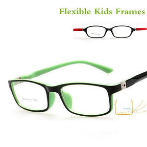 Children's Spectacle Frame Kids Cute Optical Clear Lens Glasses Frames Lentes Opticoseosegal-eosegal