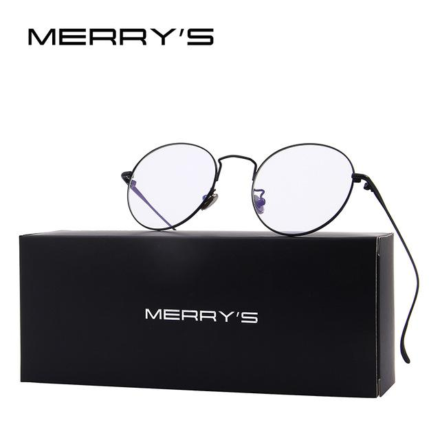 2017 New Men/Women Retro Optical Frames Eyeglasses Classic Glasses S'8112eosegal-eosegal