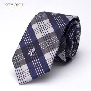 Neck Ties for Men 6cm Polyester Silk Neckties High-density tie Business Neckweareosegal-eosegal