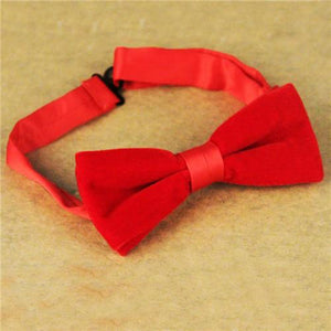 Men's Bow Ties Velvet Groom Marriage Wedding Bowties Shirt Collar Tieeosegal-eosegal