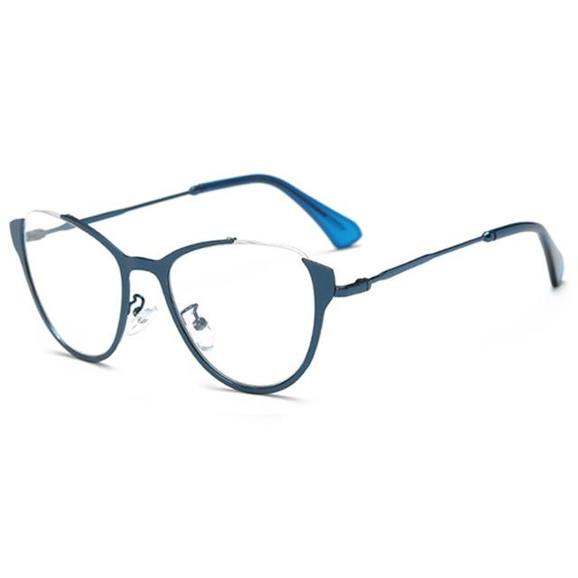 Optical Eyeglasses Frame Men Women Computer Myopia Eye Glasses Spectacle Frameeosegal-eosegal