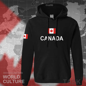 Canada 2017 hoodies men sweatshirt sweat new streetwear clothing jerseys footballer tracksuiteosegal-eosegal