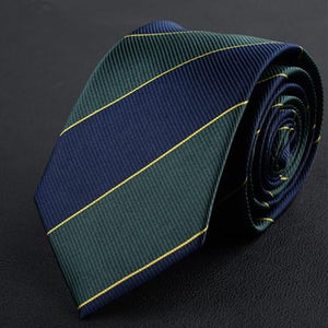 1200 Needles 7cm ties for men high quality gravatas jacquard weddingeosegal-eosegal