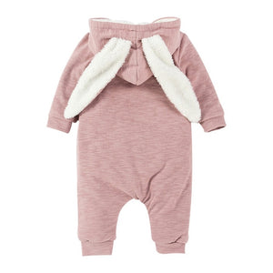 New Spring Autumn Baby Rompers Cute Cartoon Rabbit Infant Girl Boy Jumpers Kids Baby Outfits Clothes-eosegal