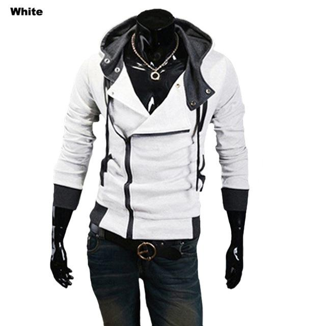 Hot Selling Winter&Autumn Fashion Brand Hoodies Men Sweatshirts Casual Zipper Men Hoodedeosegal-eosegal