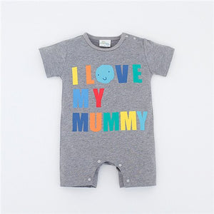 Cotton Newborn baby clothes Football Sport toddler Jumpsuits multi Colors Short Sleeve Baby Summer Rompers Fruit bebe roupas-eosegal