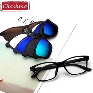 Brand Sunglasses Women and Men Optical Glasses Frame with 5 Pieceseosegal-eosegal