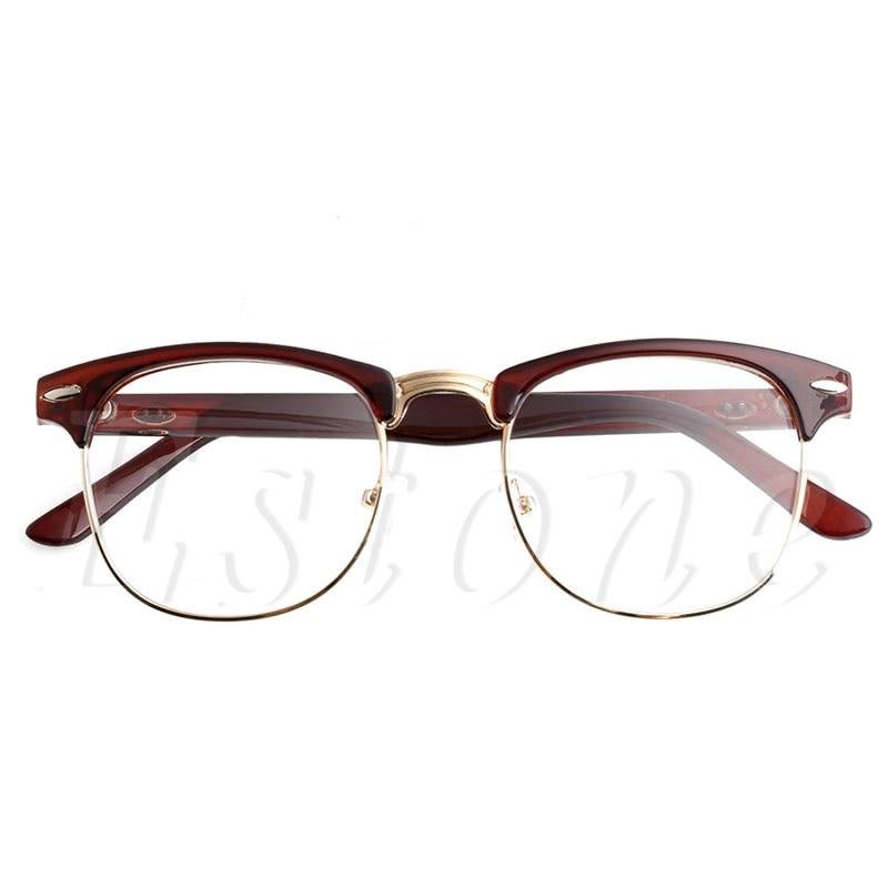 Men Women Eyeglasses Clear Frame Glasses Lens Eyewear Vision Care A46832eosegal-eosegal