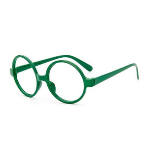 Classic Retro Round Glasses Women Frame Ala Lei Cute Glasseseosegal-eosegal