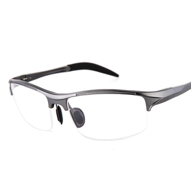 ELECCION Brand Prescription Men Glasses Frame Aluminium Magnesium Alloy Frame Spectacle Eyeglasseseosegal-eosegal
