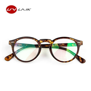 New Trendy Optical Lens Glasses Frame Clear Glass Woemn Brand Transparenteosegal-eosegal