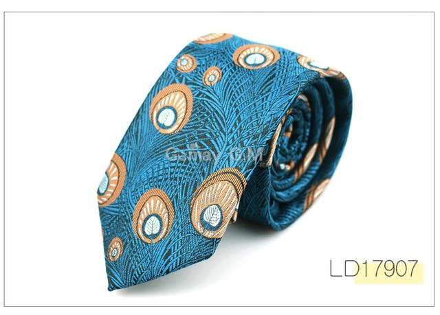New Fashion Ties For Men Casual Polyester Mens Necktie designer Suits Slimeosegal-eosegal