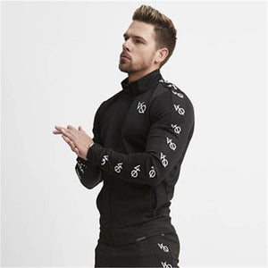 2017 Autumn and winter Fitness Men HOODIES Brand Clothing Men Hoody Zippereosegal-eosegal