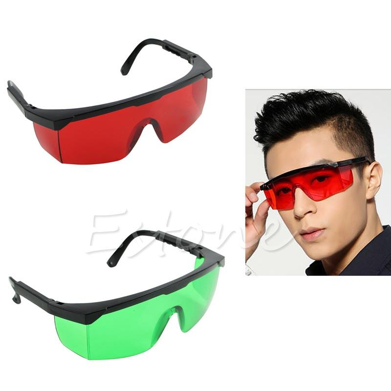 New Unisex Women Men Solid Protective Goggles Safety Glasses Eye Spectacles Greeneosegal-eosegal