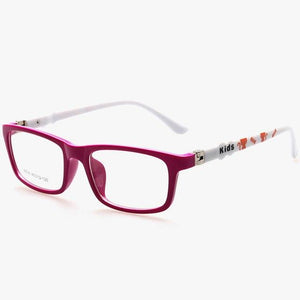 Fashion Student Spectacle Frame Children Myopia Eyeglasses Optical Kids TR90 Eye Glasseseosegal-eosegal