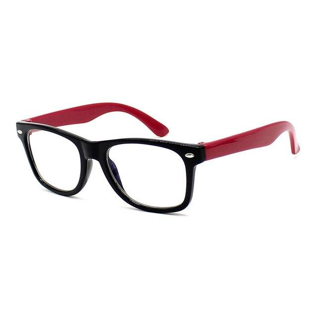 Kids Computer Glasses for Children Anti Blue Ray Transparent Eyeglasses Spectacle Frameeosegal-eosegal