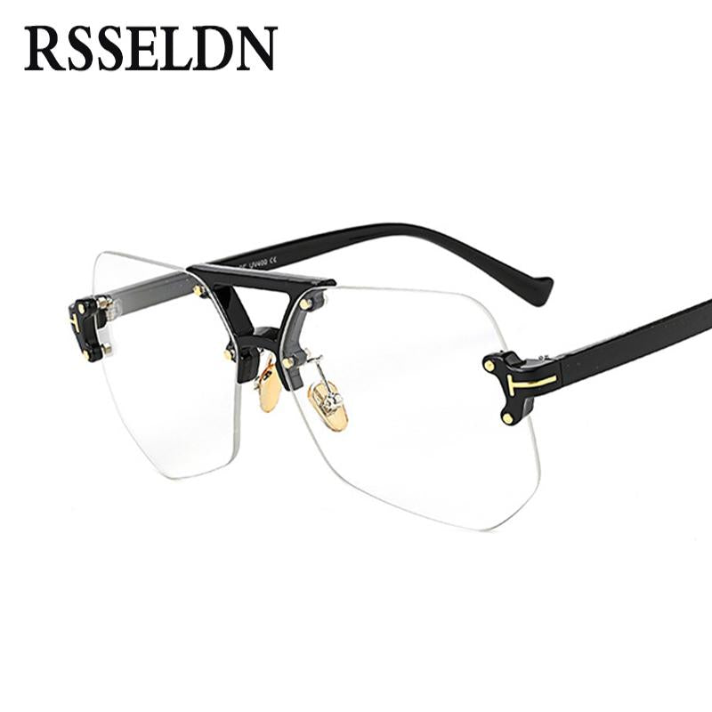 Fashion Clear Transparent Glasses Frames for Women Men 2017 Male Spectacleeosegal-eosegal