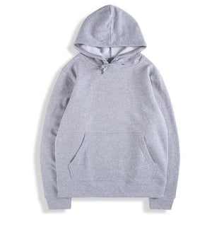 2017 New light Grey/black/red HOODIE Hip Hop Street wear Sweatshirts Skateboard Men/Womaneosegal-eosegal