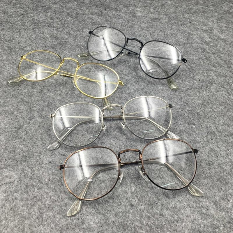 DRESSUUP Metal Frame Kids Eyeglasses Optical Reading High Quality Glasses Boys Girlseosegal-eosegal