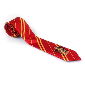 Gryffindor/Slytherin/Hufflepuff/Ravenclaw Necktie ties New fashion 4 colors College Style series gift foreosegal-eosegal