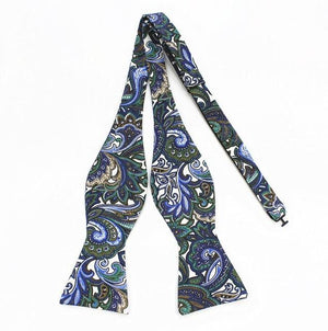 Brand New Cotton Mens Self Tie Bow ties Luxury Tie Floraleosegal-eosegal