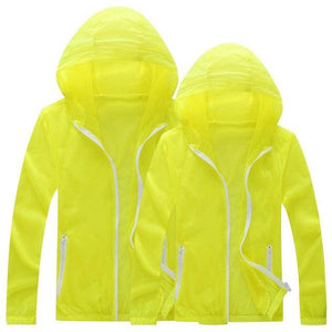 2017 New Fashion Casual Light Thin Hoodies Sunscreen Tracksuit Coat Man Solideosegal-eosegal