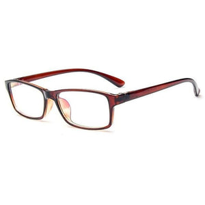 2018 Anti Blue Ray Eyeglasses Men Optical Frames Myopia Glasses Vintageeosegal-eosegal