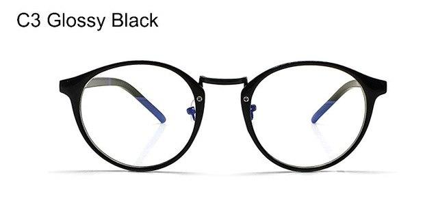 Anti Blue Ray Computer Glasses Men Women Transparent Eyeglasses Fashion Spectacle Frameeosegal-eosegal